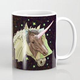 Fun Unicorn Pranks Coffee Mug