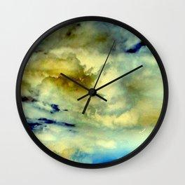 solo flight, inverted Wall Clock