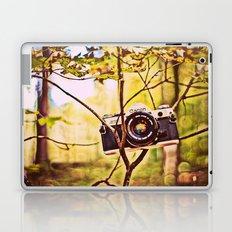 Vintage Canon Camera Laptop & iPad Skin