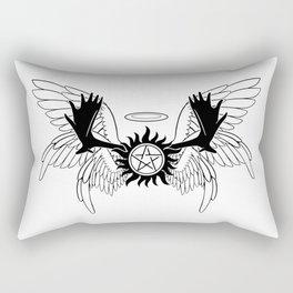 Sabriel Logo Rectangular Pillow