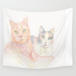 Duncan and Coleco Wall Tapestry