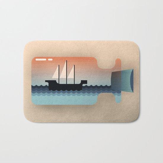 Float On Bath Mat