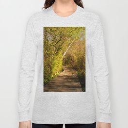 Sunny Path Long Sleeve T-shirt