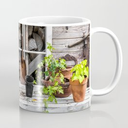 Potting Shed At Work Coffee Mug