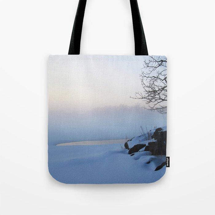 I'll come when the winter comes Tote Bag