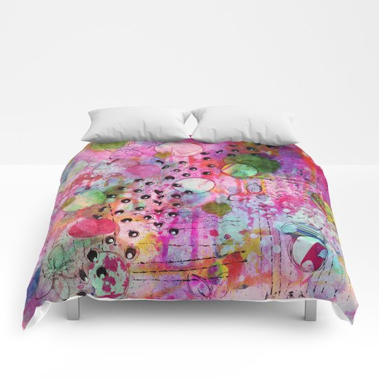 good things No. 3 Comforters