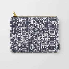Abstract background 38 Carry-All Pouch