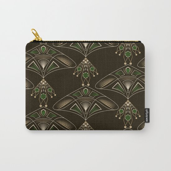 Art Deco. №1 Carry-All Pouch