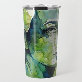 Paulina by carographic Travel Mug