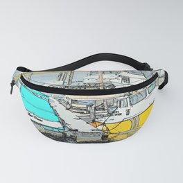 The Boat Dance Fanny Pack