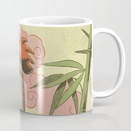 BASAN (fire-breathing rooster) Coffee Mug