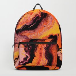 Up in Flames Backpack
