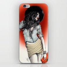 Haute Red iPhone & iPod Skin