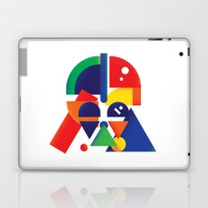 The Shape Side Laptop & iPad Skin