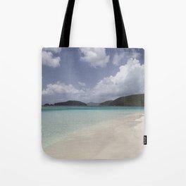 Cinnamon Bay Tote Bag