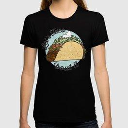 Let's taco 'Bout it. T-shirt