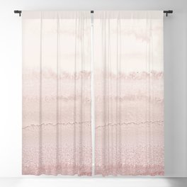WITHIN THE TIDES - BALLERINA BLUSH Blackout Curtain