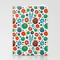 headdress Stationery Cards featuring Headdress by Vannina