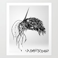 The Eldritch Art Print