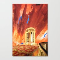 portal Canvas Prints featuring Portal by John Turck