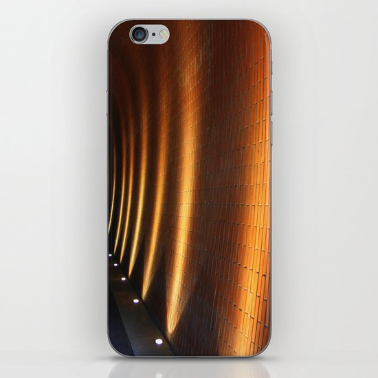 Tunnel Lights iPhone & iPod Skin
