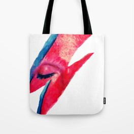 Bowie StarDust Tote Bag