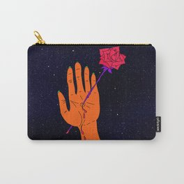 Wounded Hand // Space Carry-All Pouch