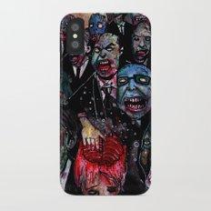 Brrreakfast iPhone X Slim Case