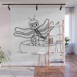 Summe pleasures - Fishing Wall Mural