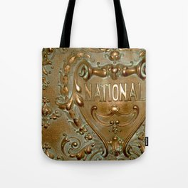National by Lika Ramati Tote Bag