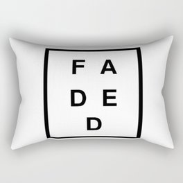 FADED SQUARED Rectangular Pillow