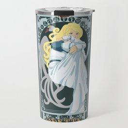 Odette Nouveau - Swan Princess Travel Mug