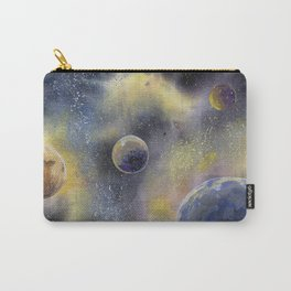 Unknown galaxy Carry-All Pouch