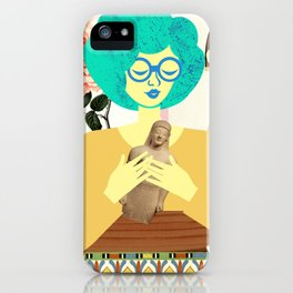 Egyptian Room iPhone Case