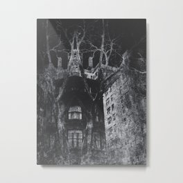 Brooklyn Underside Metal Print