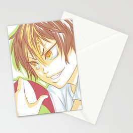 Nishinoya Yuu Stationery Cards