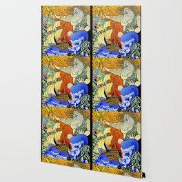 Tales of the Trident:Poseidon Wallpaper
