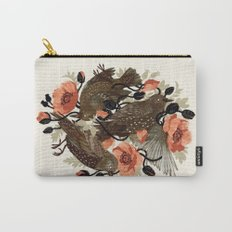 Spangled & Plumed Carry-All Pouch