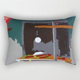 The Butcher Rectangular Pillow