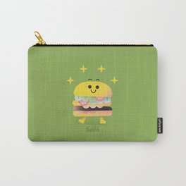 Dancing Burger Carry-All Pouch