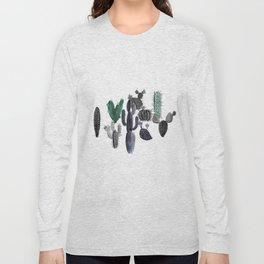 Cactus Prickles Long Sleeve T-shirt