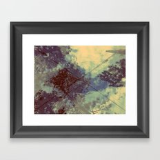 Monday 19 August 2013: Hone out near etch yield. Bypass exit array realm. Framed Art Print