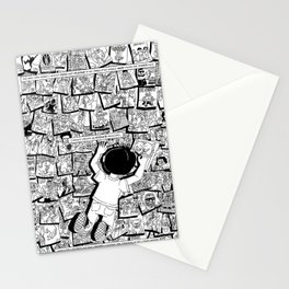 Quarterly Stories Creating Alternate Realities Print Stationery Cards