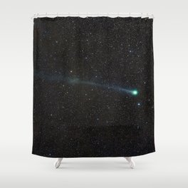 Comet Shower Curtain