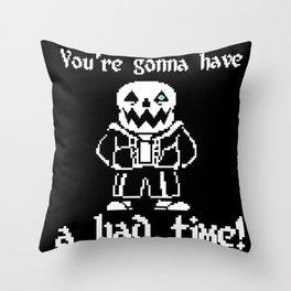 Undertale HW Style! Throw Pillow