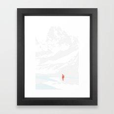 UDENDØRS No.01 Framed Art Print