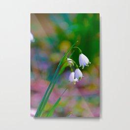 Spring Impression 2 Metal Print