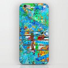 Webster (Goldberg Variations #12) iPhone & iPod Skin