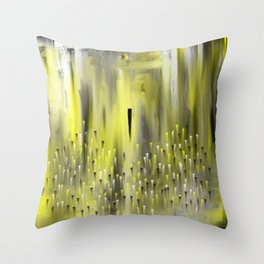 The Dictator - Abstract Throw Pillow
