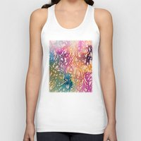 sparkle Tank Tops featuring Sparkle by zeze